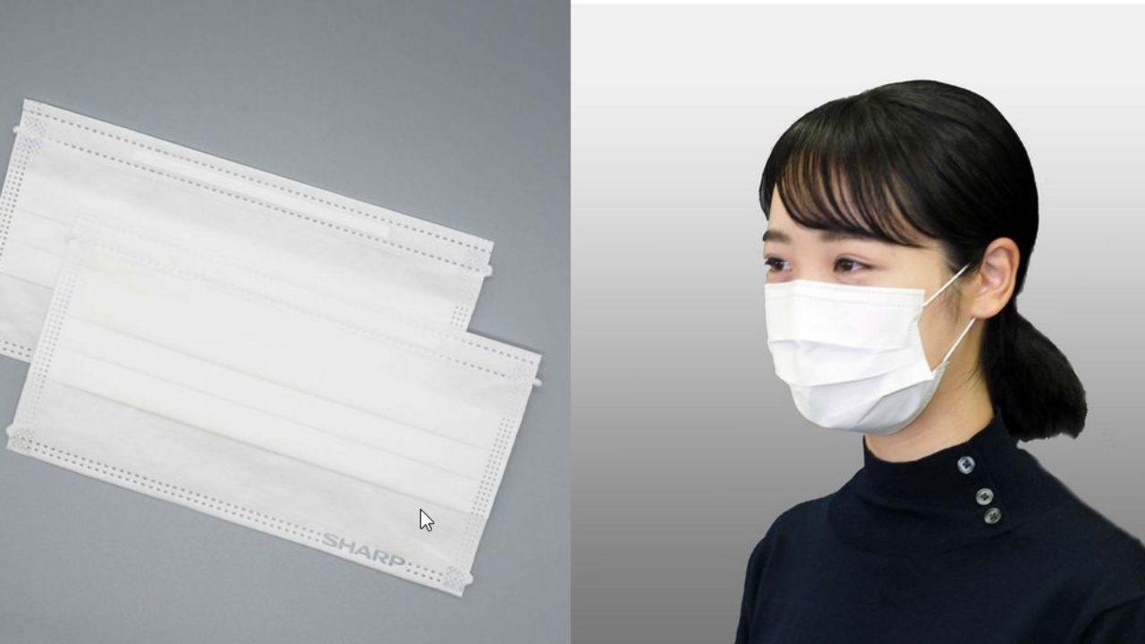 シャープマスク 価値